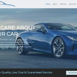 Website for Garage, Car Services, only $199