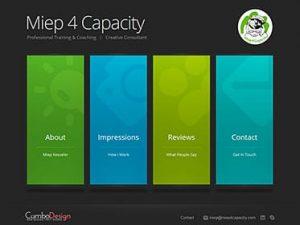 Website design Cambodia NGO training consultant