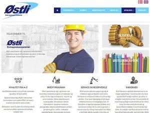 Oestli Website Design denmark