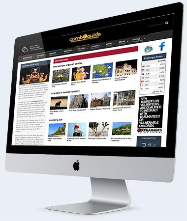 Website laten maken in het buitenland. Toerisme & Reizen.